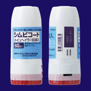 ICS/LABA配合剤